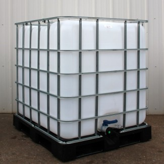 IBC Tank (used ones usually don't look nearly as nice) :-)